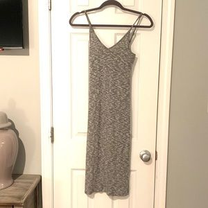 Express Ribbed Dress